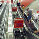 Shopping Cart Conveyors