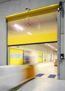 Loading Dock Equipment & High Speed Doors - Rapid Roll Doors