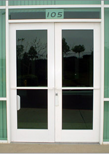 Storefront Doors storefront doors, man doors, personnel doors | replace and repair
