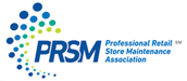 Professional Retail Store Maintenance Association logo