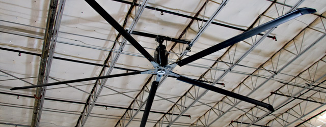 Hvls Fans Amp Big Industrial Fans
