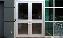 Storefront & Man Doors