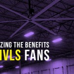 Reaping the benefits of HVLS fans